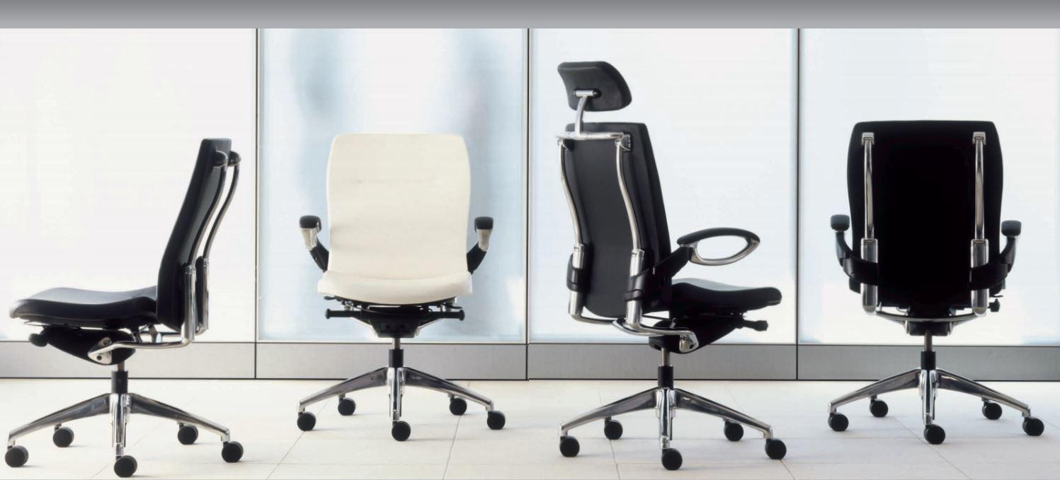 Metrix Highback Chair - CLR
