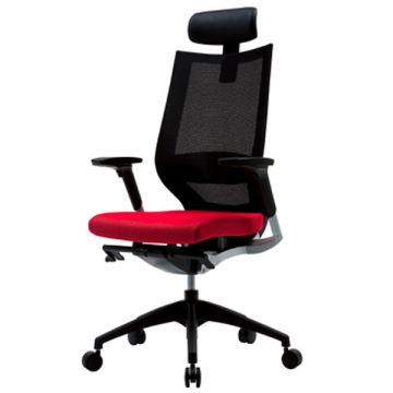 Fortis Chair with Headrest