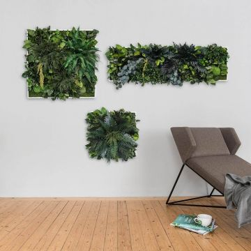 Jungle Wall Fringe 80×80 Cm