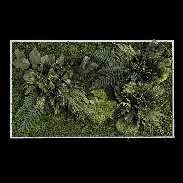 Plant Islands Fringe 100 x 60 Cms