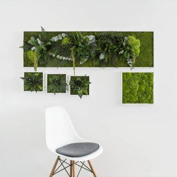 Plant Islands Fringe 140 x 40 Cms