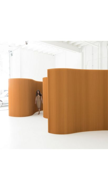 Molo Softwall Partition