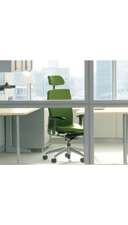 Metrix Highback Chair - CLR