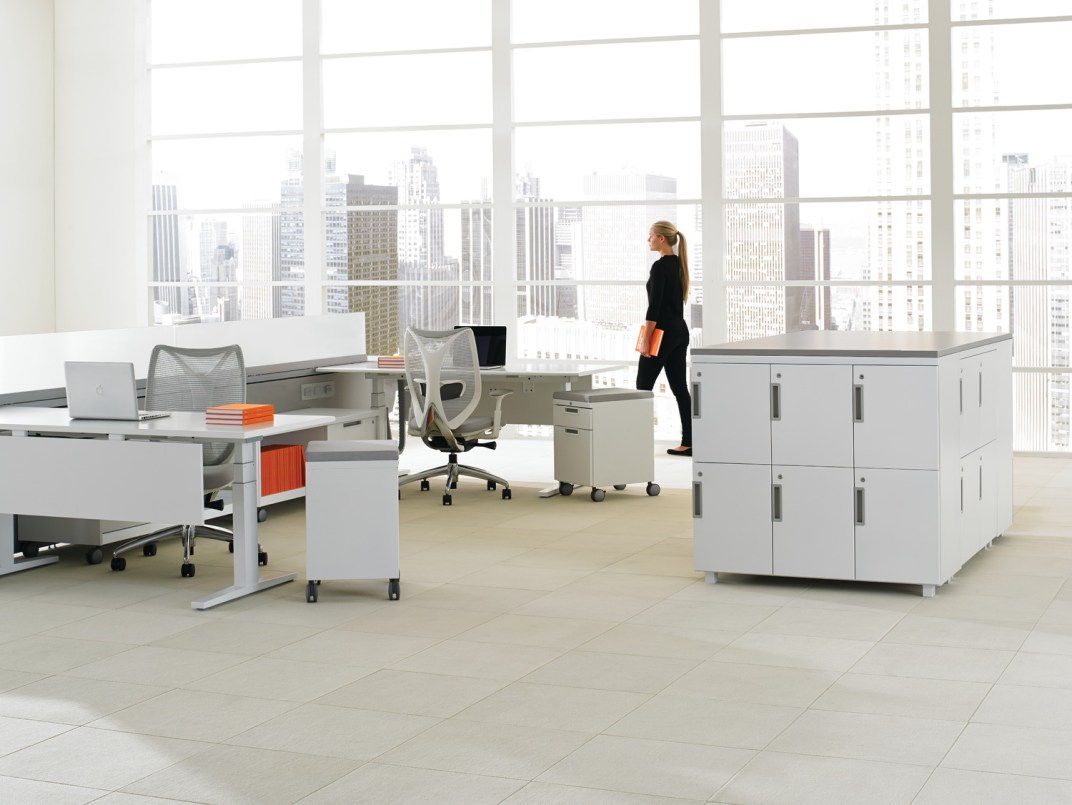 Pedestals, your office's BBF ;)