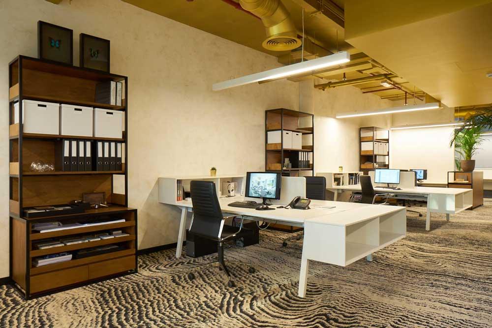 Wilson Associates Office
