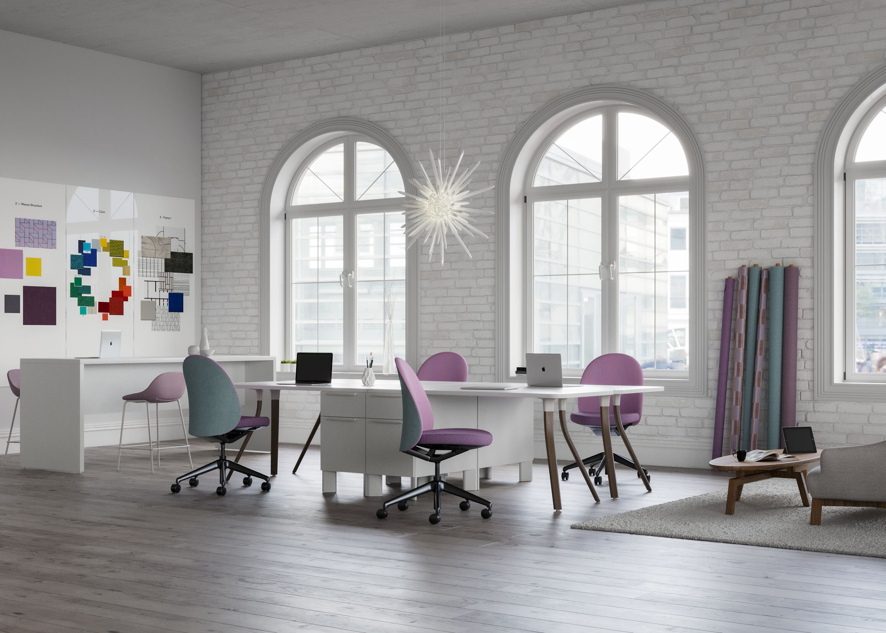 The Base-ics of Office Furniture
