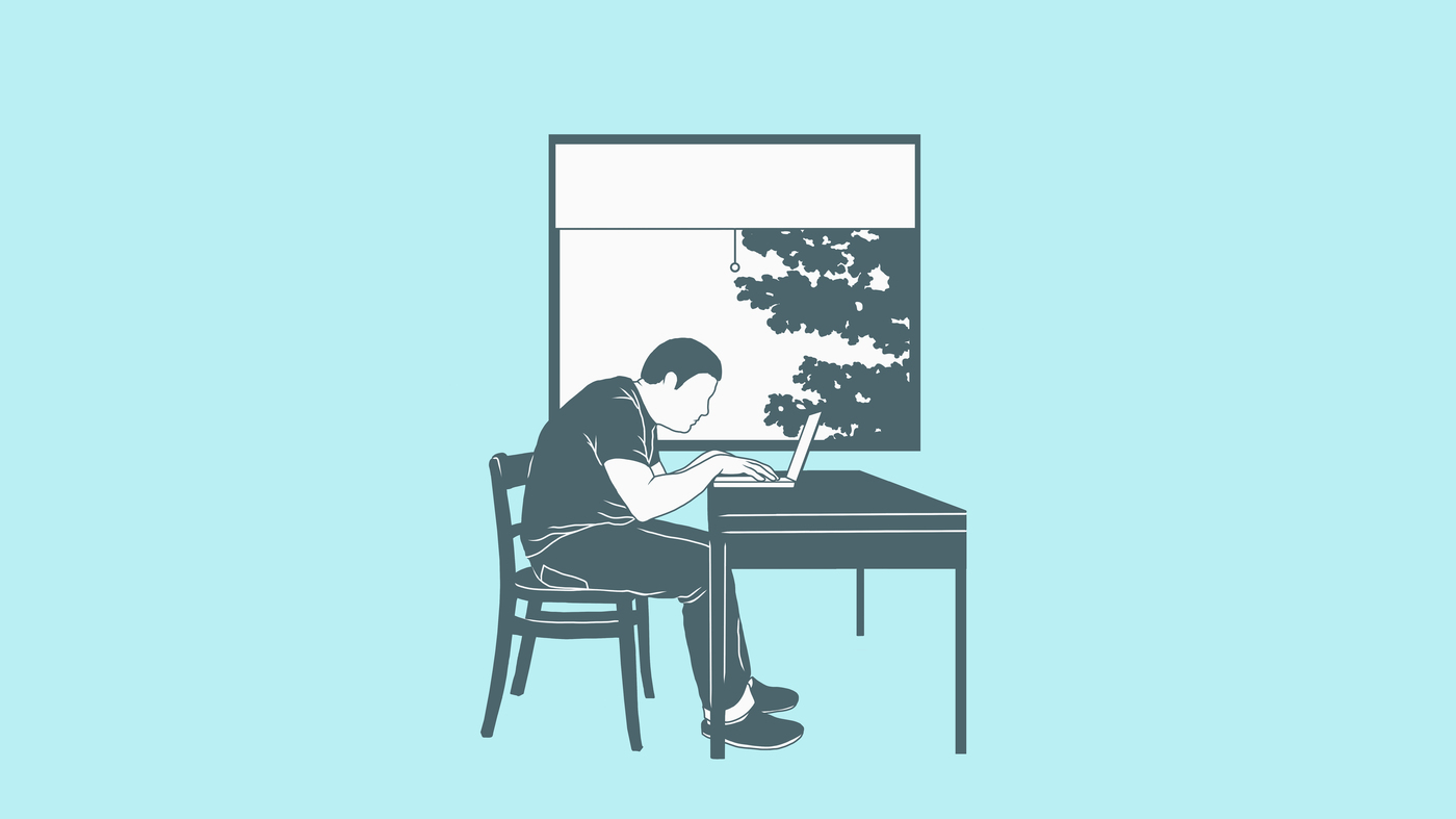 Working from Home - Tired of your Dining Chair?