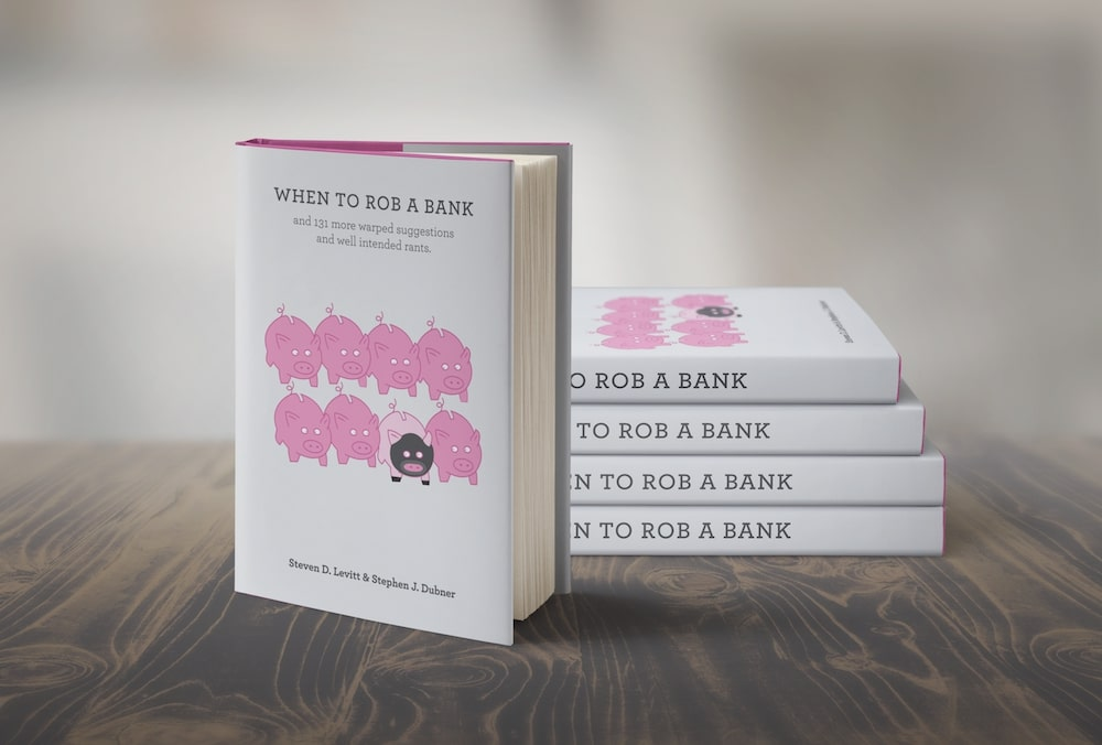 When to rob a bank?