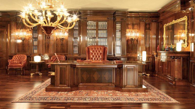 Mascheroni Desk